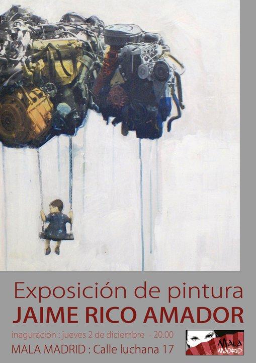 Exposición Jaime Rico