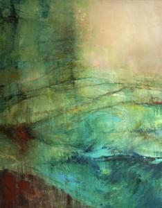 Myriam De Miguel. 'Relatos de agua'